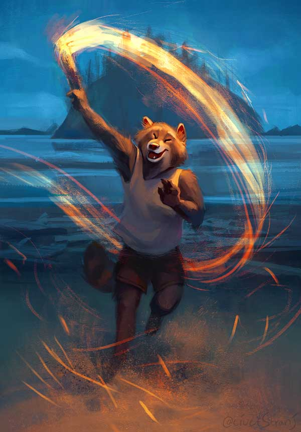 Anthro, Furry HD Wallpapers / Desktop and Mobile Images